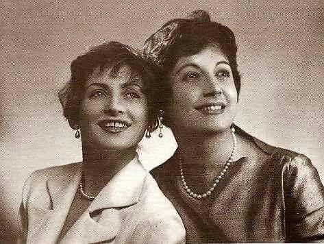 Λίντα Άλμα, Ρένα Βλαχοπούλου το '49